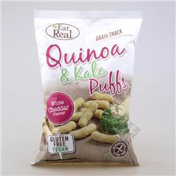 Chrupki quinoa jarmuż smak cheddar 113g Eat Real
