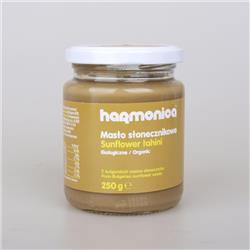 Masło słonecznikowe 250g Harmonica