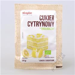 Cukier cytrynowy Bio 20g Amylon