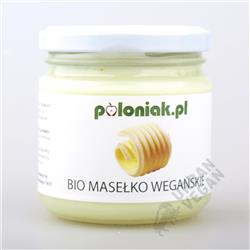 Masełko wegańskie BIO 180ml Poloniak