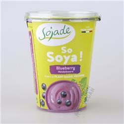 Jogurt sojowy borówkowy 400g Sojade