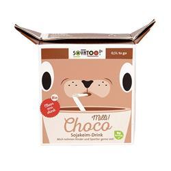 Napój sojowy czekoladowy 500ml Soyatoo