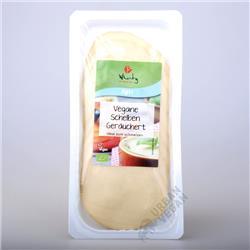 Ser wegański wędzony plastry 150g Wheaty