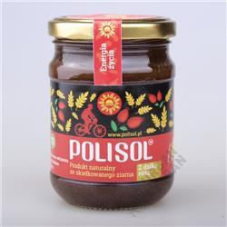 Ekstrakt słodowy z dziką różą Polisol 250ml