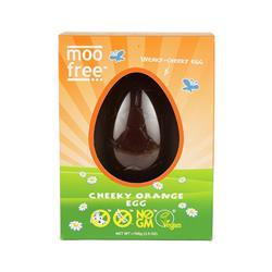 Jajko czekoladowo-pomarańczowe 120g Moo Free