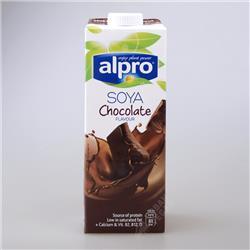 Napój sojowy czekoladowy + wapń i B12 1L Alpro