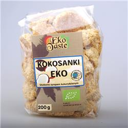 Kokosanki EKO 200g Eko Taste