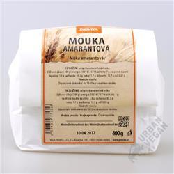 Mąka amarantusowa całoziarnista 400g Provita