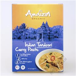 Pasta curry indian tandoori BIO 80g Amazin