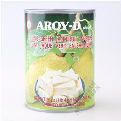 Młody chlebowiec/ jackfruit kawałki 565g Aroy-D