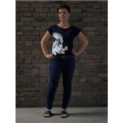 Koszulka VEGAN damska L