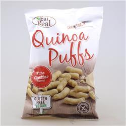 Chrupki quinoa cheddar 113g Eat Real