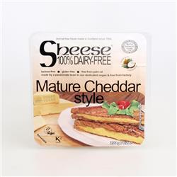 Ser Cheddar dojrzały 200g Sheese