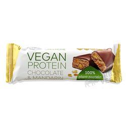 Batonik proteinowy czekolad.-mandarynka 40g Tekmar