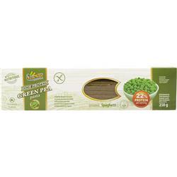 Makaron spaghetti zielonego groszku 250g Sammills