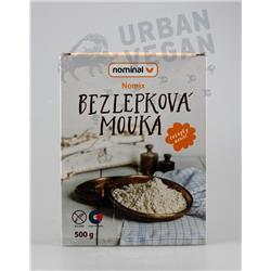 Mąka nomix bezglutenowa 1kg  Nominal