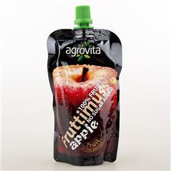 Mus jabłkowy bez dod.cukru 100g Agrovita