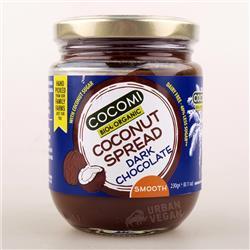 Krem kokosowy o smaku czekoladowym 230g Cocomi