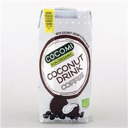 Napój kokosowy o smaku kawowym 330ml Cocomi