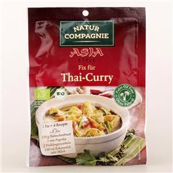 Przyprawa Thai Curry 35g Natur Campagnie