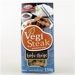 Stripsy z tofu grilowane VegiSteak 150g Veto