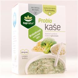 Kaszka ryżowa brokuł i ser Probio 3x60g Topnatur