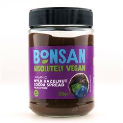 Krem czekoladowo-orzechowy 350g Bonsan