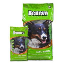 Karma dla psa Adult ORGANIC 15kg Benevo