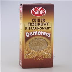 Cukier Trzcinowy drobny Sante 500g