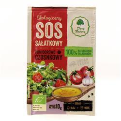 Sos sałatkowy pomidor-czosnek 10g Dary Natury