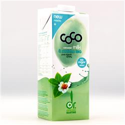Mleko kokosowe z herbatą matcha BIO 1L Dr Martins