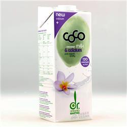 Mleko kokosowe z wapniem z alg BIO 1L Dr Coco