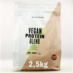 Mieszanka wegańska kawa orzech 2,5kg My Protein