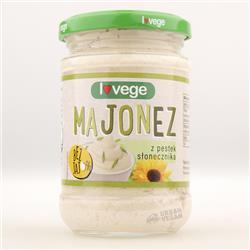 Wegański majonez z pestek słonecznika 250g Sante