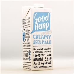 Napój konopny Creamy 1L Good Hemp
