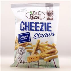 Chipsy ziemniaczane o smaku sera 45g Eat Real