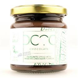 Krem orzechowy z nutą czekolady 200g OCTO