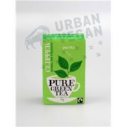 Herbata zielona 26 szt. Clipper
