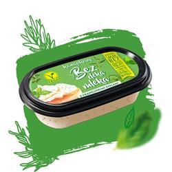 Ser wegański kremowy z ziołami 150g Bez DM