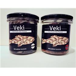 Wegański śledź z boczniaków kaszubski 300g Veki