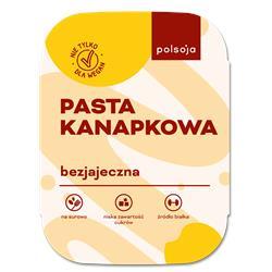Pasta kanapkowa bezjajeczna 125g Polsoja