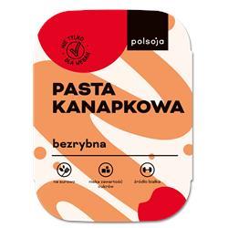 Pasta kanapkowa bezrybna 125g Polsoja