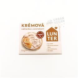 Pasta kremowa czosnkowa 115g Lunter