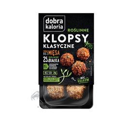 Roślinne klopsy klasyczne 180g Dobra Kaloria