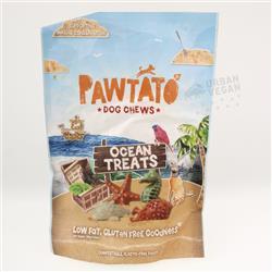 """Smakołyki dla psa """"Pawtato ocean treats"""" MINI 140g"""