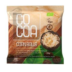 Chrupki w czekoladzie migdałowej 40g COCOA