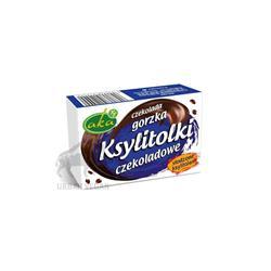 Drażetki czekoladowe z ksylitolem 33g AKA