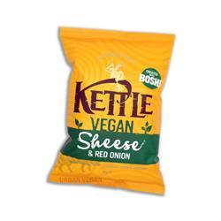 Chipsy ziemniaczane o smaku sera i cebulki 135g K
