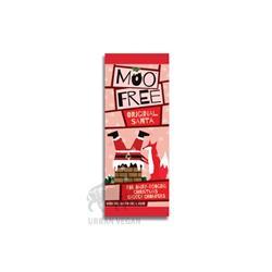 Mikołaj czekoladowy 32g Moo Free