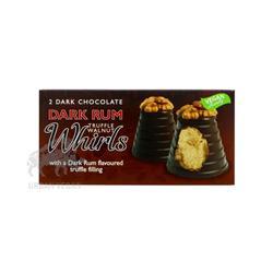 Trufle czekoladowe rumowe 90g Hadleigh